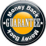 30-Day money back guarantee on all hosting packages